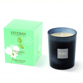 Scented Candle - Orchidée blanche