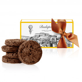 Handmade Chocolate Biscuits