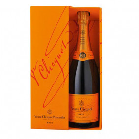 Veuve Clicquot Brut Champagne in Box