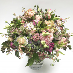 Summer Pastel Bouquet