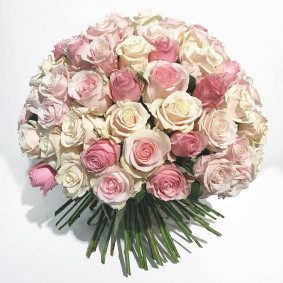 Luxurious Mixed Rose Bouquet