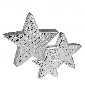 Silver Plated Star