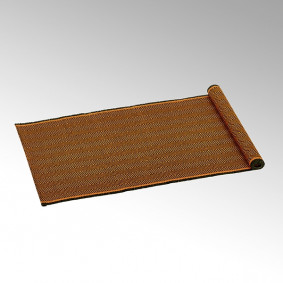 Lambert Koami table runner - black/brown