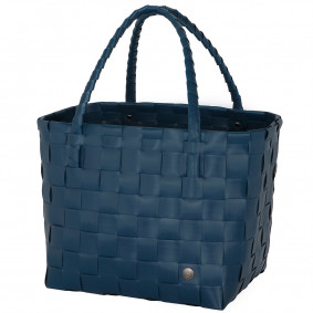 Paris shopper bag - Ocean Blue