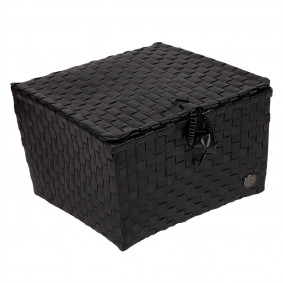 PISA BASKET - black