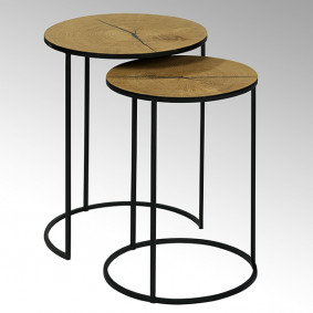 Lambert Liayo side tables - Set of 2