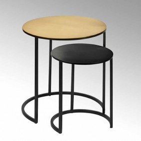 Lambert Yogo Side Table - Set of 2