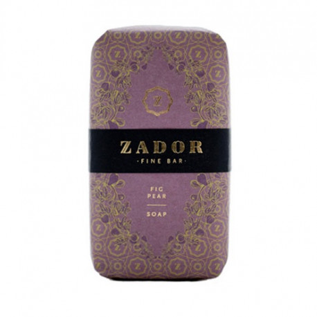 Zador Soap - Fig Pear