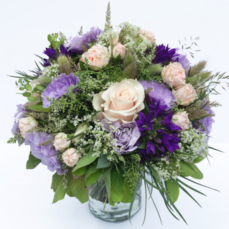 Sweet Lilac Bouquet